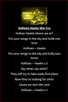 Hawks Warcry